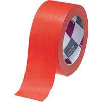 カラー布テープ 赤 1巻