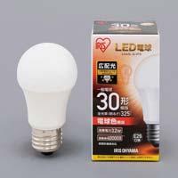 LED E26 広配光30形 電球色