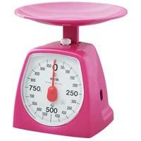 クッキングスケール1kg ピンク