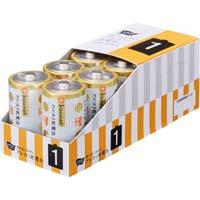 アルカリ乾電池(日本製) 単1 10本