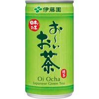 おーいお茶 緑茶 190g 20缶