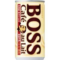 ボス カフェオレ 185g 30缶