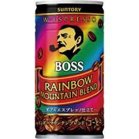 ボス レインボーマウンテン 185g 30缶