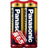 アルカリ乾電池 単3 2本入 LR6XJ/2S