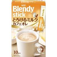 ブレンディスティック とろけるミルクカフェオレ10