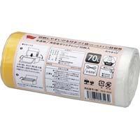 ひも付きゴミ袋 (ロールタイプ)70L詰替え