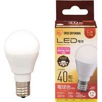 LED電球 E17 広配光 40形相当 電球色