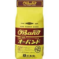 オーバンド 輪ゴム No.18 1kg袋 GH-027