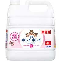 キレイキレイ薬用泡ハンドソープ 業務用 4L