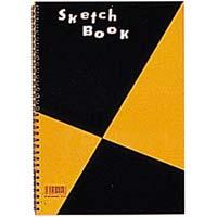 スケッチブック A4相当 画用紙並口 24枚