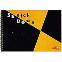 スケッチブック B5相当 画用紙並口 24枚