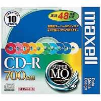CD-R(データ用) カラーディスク 48倍速