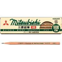 三菱リサイクル鉛筆9800 HB 12本入