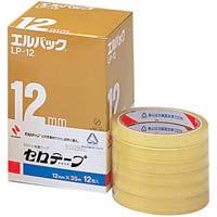 セロテープ大巻<エルパック>幅12mm12巻