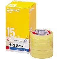 セロテープ大巻<エルパック>幅15mm12巻