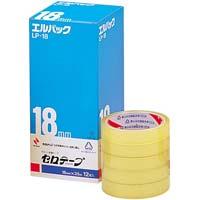 セロテープ大巻<エルパック>幅18mm12巻