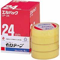 セロテープ大巻<エルパック>幅24mm6巻