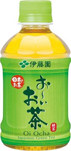 伊藤園 おーいお茶 緑茶 280ml 48本 業務用|カウネット
