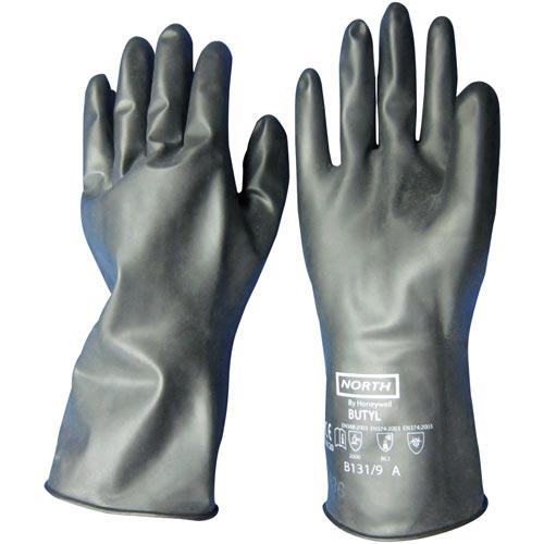 作業用手袋(耐薬品・耐溶剤手袋)