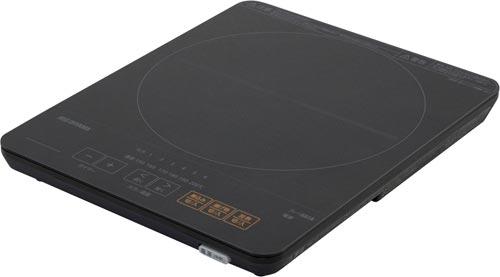 アイリスオーヤマ 薄型IH調理器 1400W カウネット