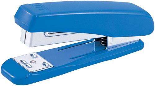 マックス 中型ホッチキス 3号針用 ハンディタイプ ブルー HD-35 ...